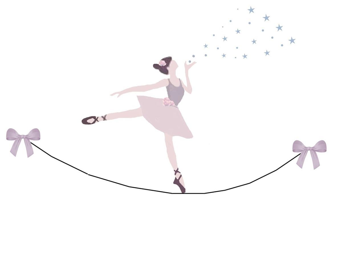 Outshone in Ballerina